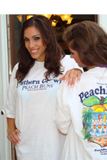 PEACHBUNS.com Southern Grown MENS Short Sleeve