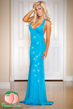 TURQUOISE-SPARKLE-GOWN