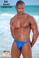 Men Swimsuit-Basic Posing Trunk