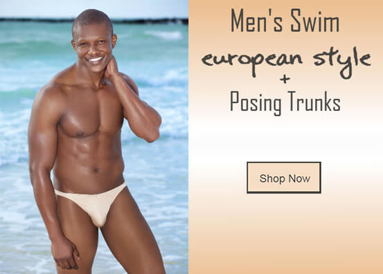 Men's Swim Wear